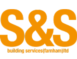 This is S&S Building Services - across Surrey, Hampshire, Berkshire and the south east of England